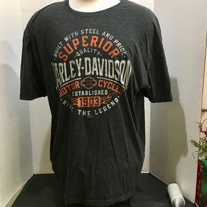 HARLEY DAVIDSON MOTORCYCLES T-Shirt